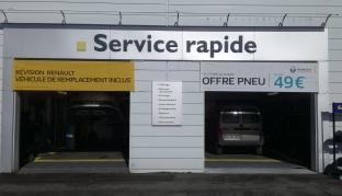 Service Rapide, Renault Minutes